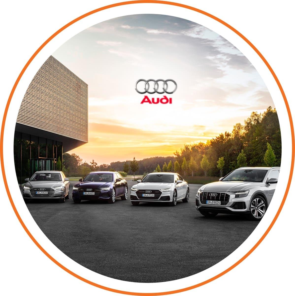 Čelné sklo Audi - Oprava a výmena autoskla