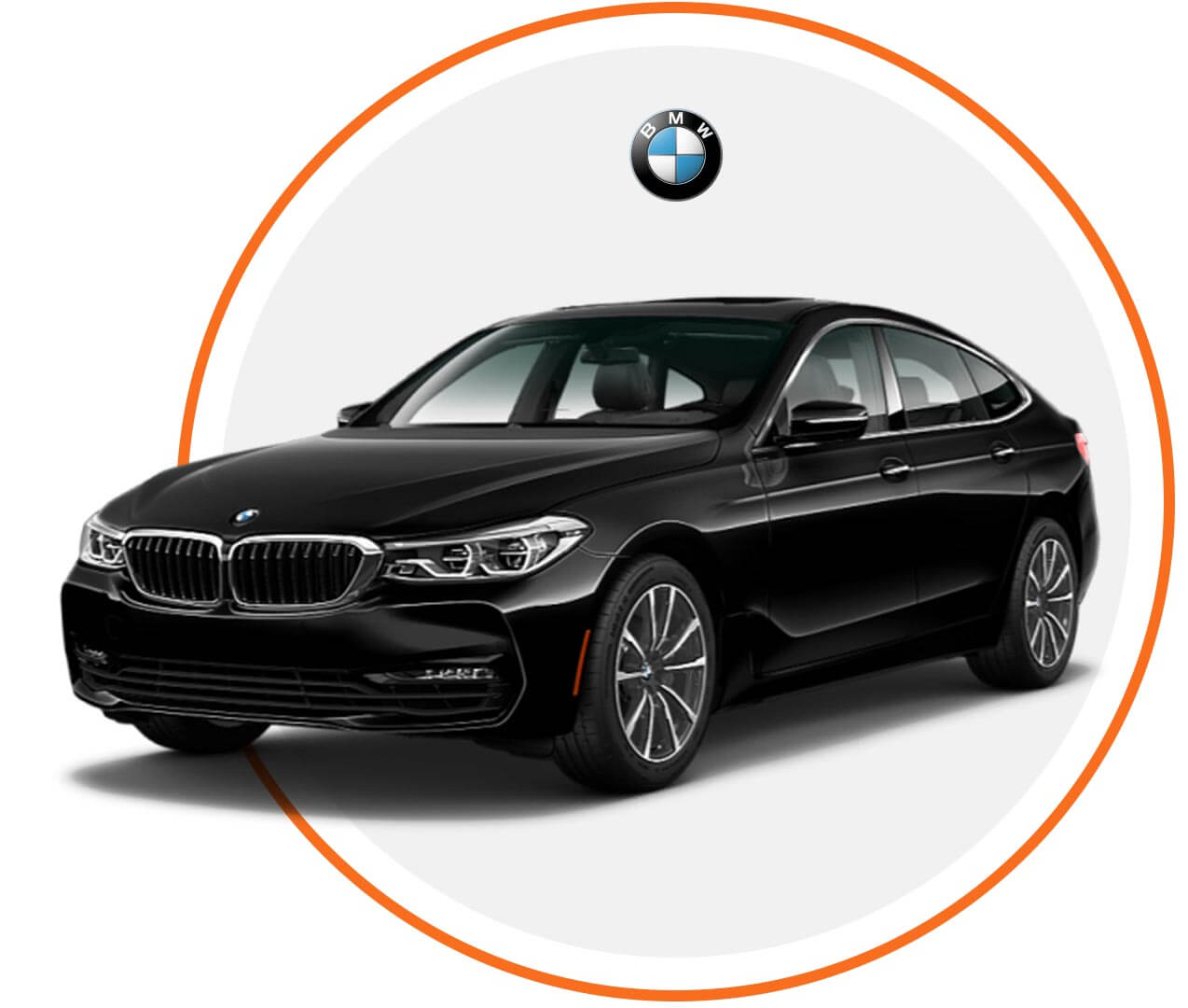Čelné sklo BMW 5