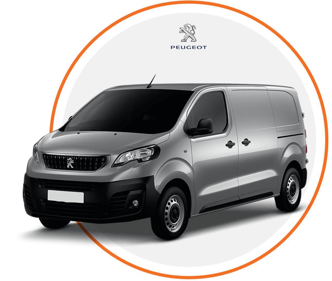 Čelné sklo Peugeot Expert