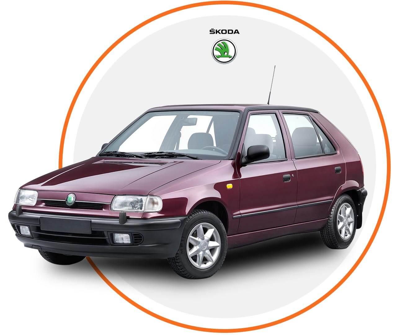 Čelné sklo Škoda Felicia