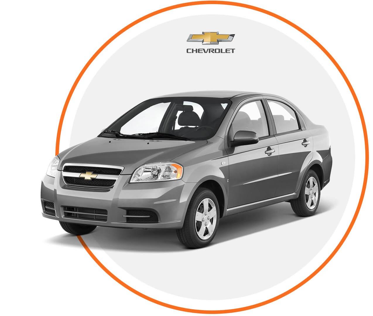 Čelné sklo Chevrolet Aveo