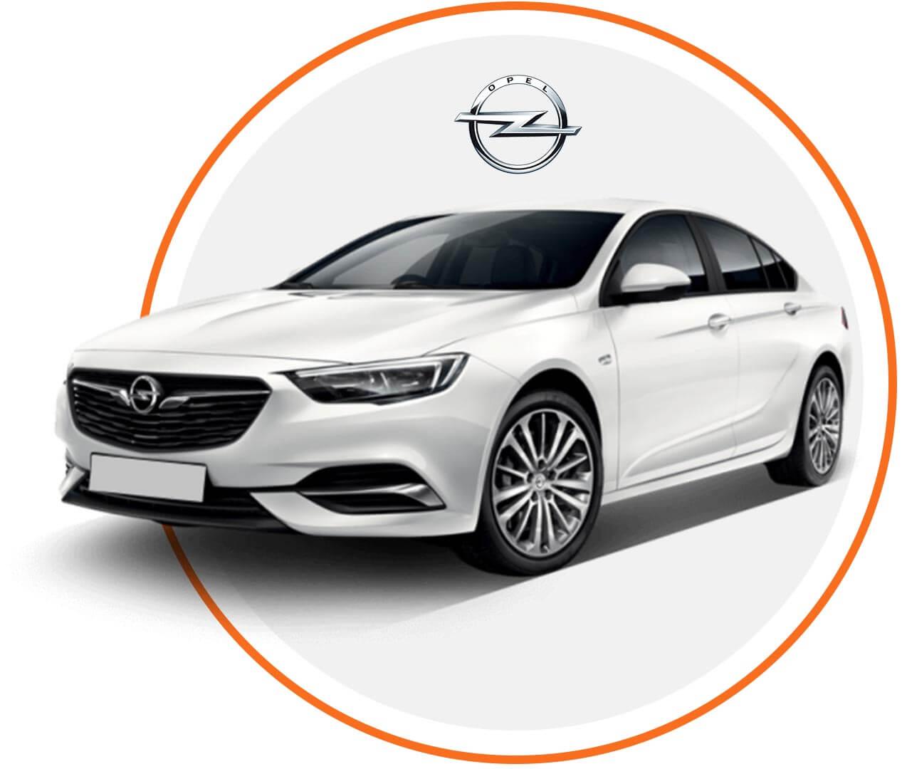 Čelné sklo Opel Insignia