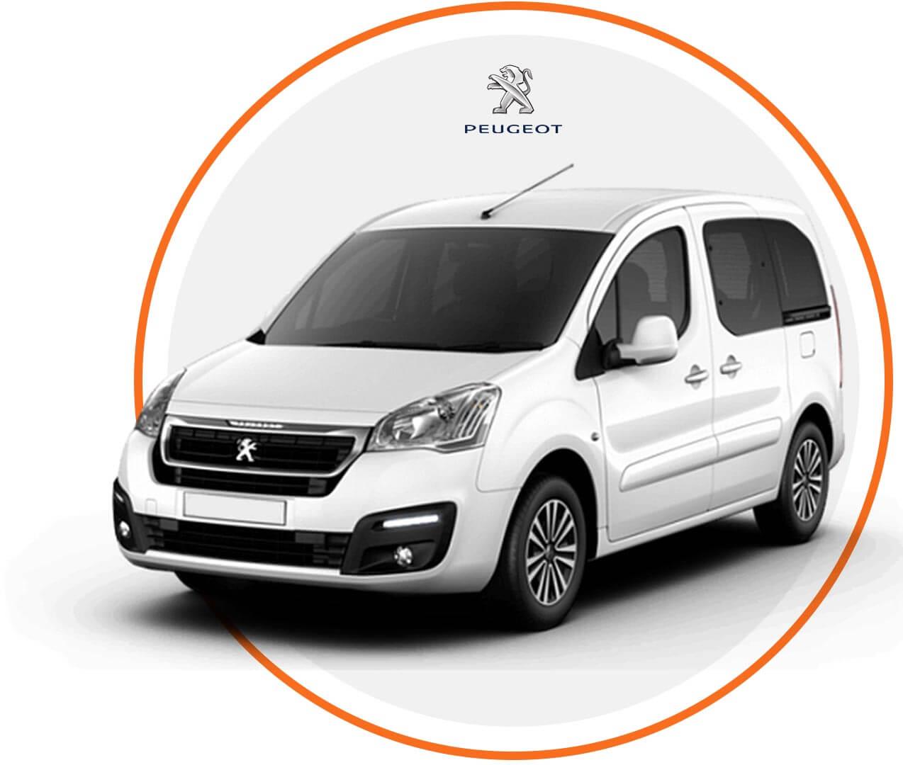 Čelné sklo Peugeot Partner