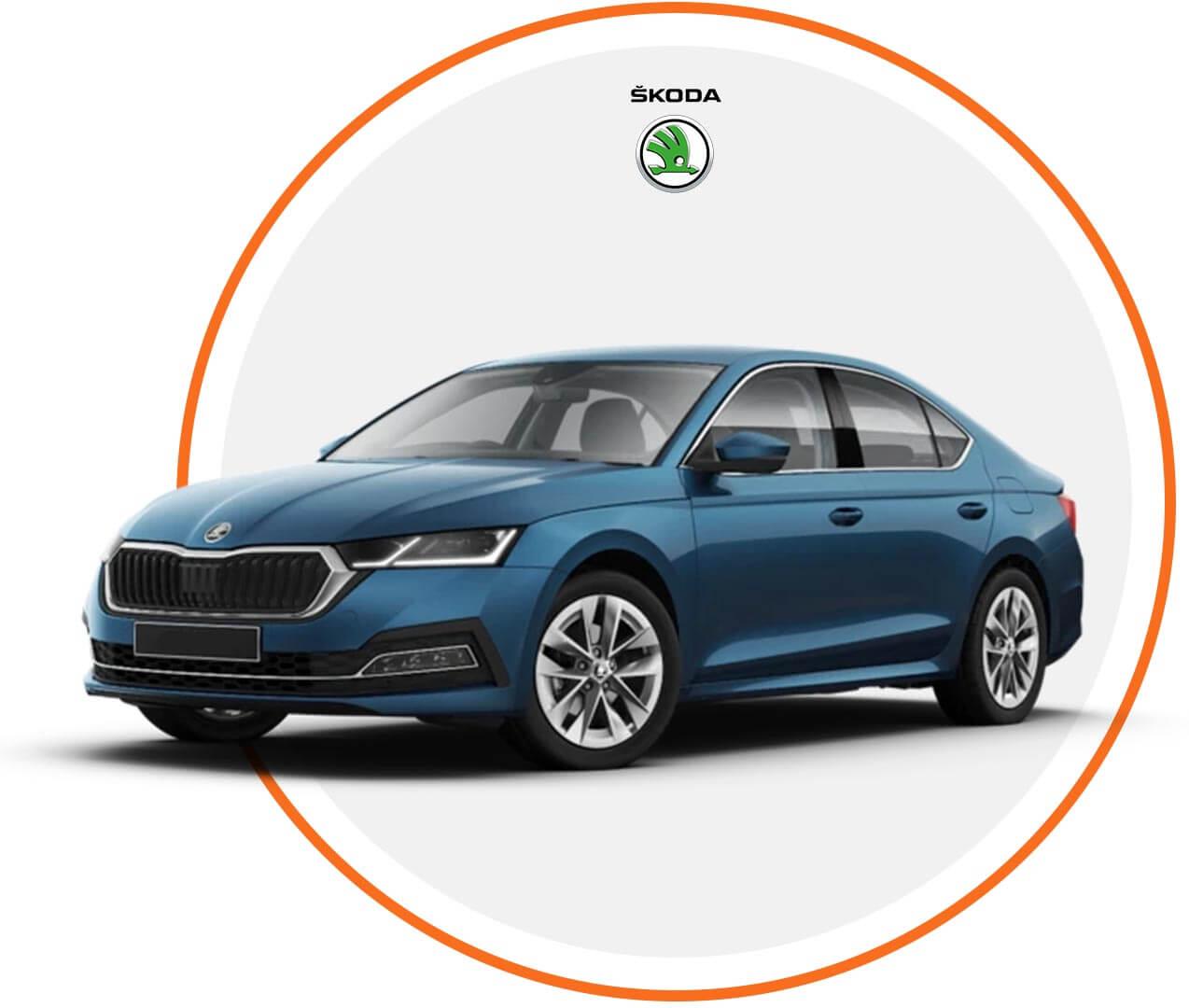 Čelné sklo Škoda Octavia