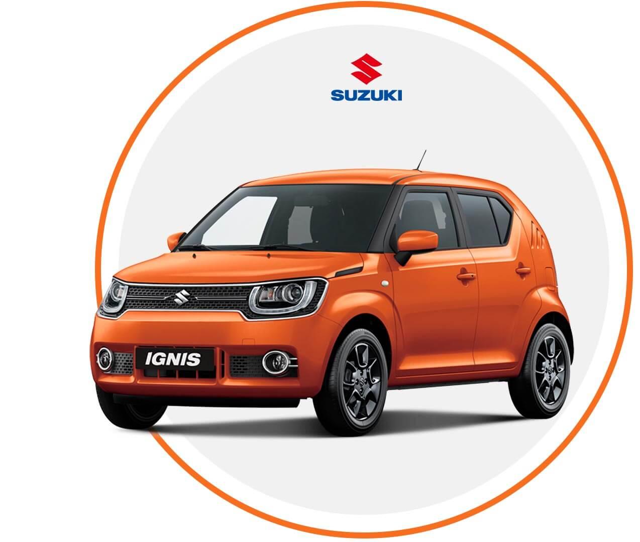 Čelné sklo Suzuki Ignis