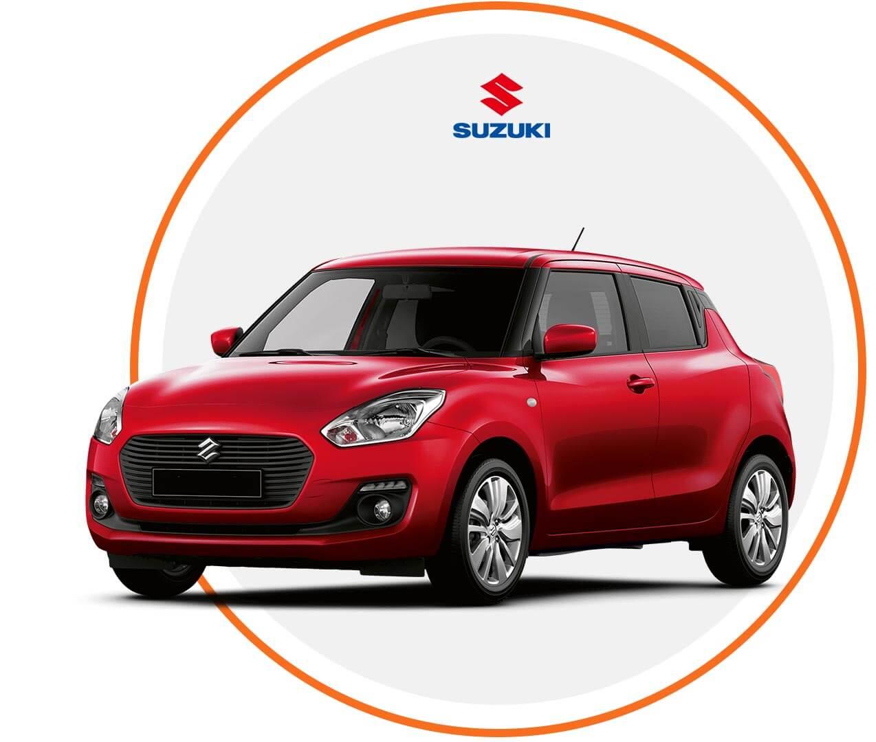 Čelné sklo Suzuki Swift