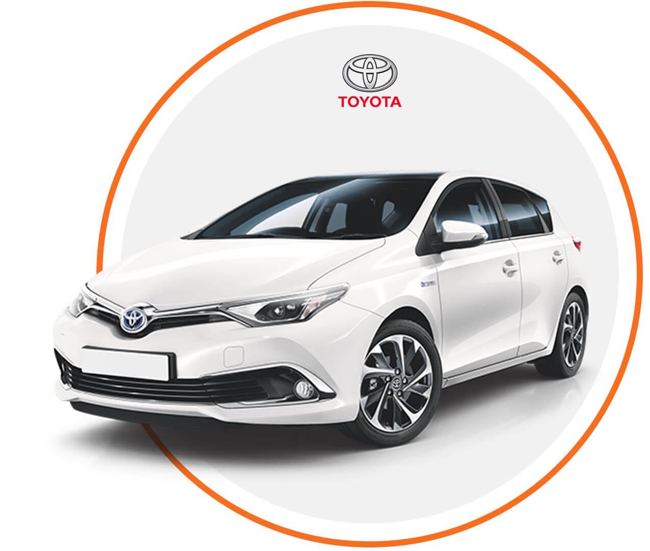 Čelné sklo Toyota Auris