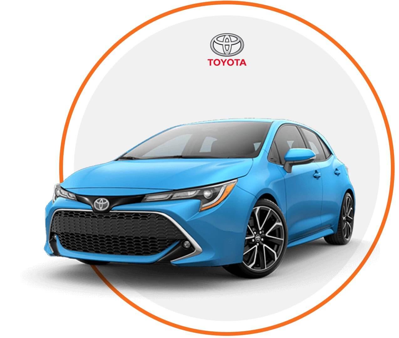 Čelné sklo Toyota Corrola