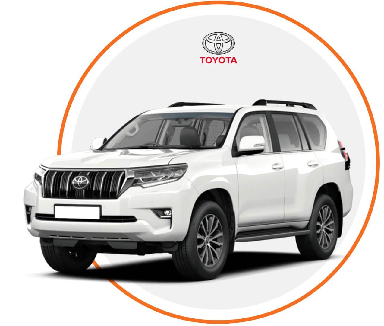 Čelné sklo Toyota Land Cruiser