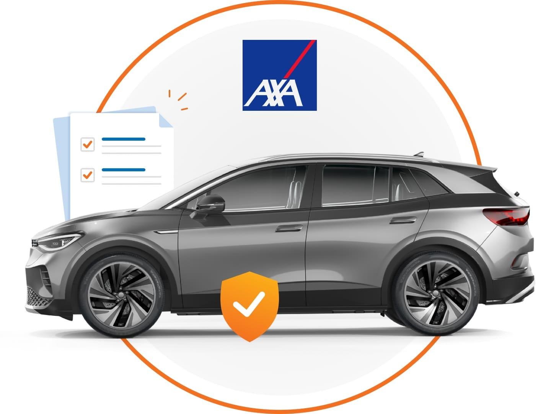 Riešenie poistnej udalosti autoskla - Poisťovňa AXA