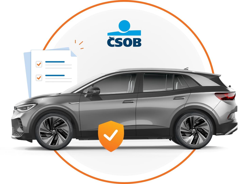 Riešenie poistnej udalosti autoskla - Poisťovňa ČSOB