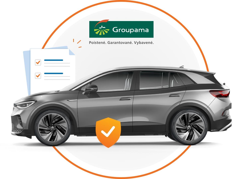 Riešenie poistnej udalosti autoskla - Poisťovňa Groupama