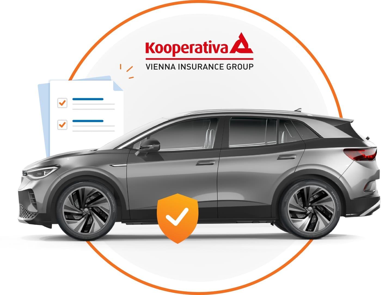 Riešenie poistnej udalosti autoskla - Poisťovňa Kooperativa