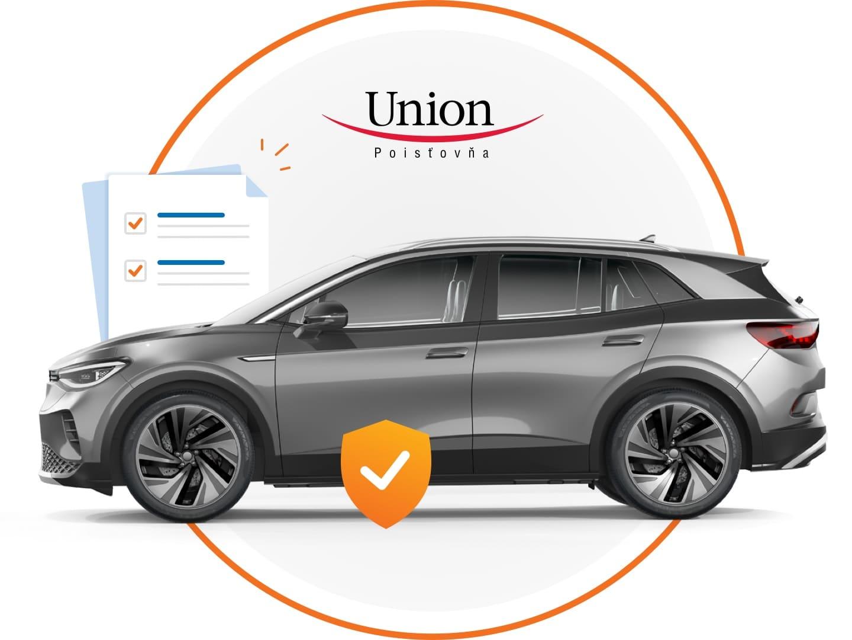 Riešenie poistnej udalosti autoskla - Poisťovňa Union