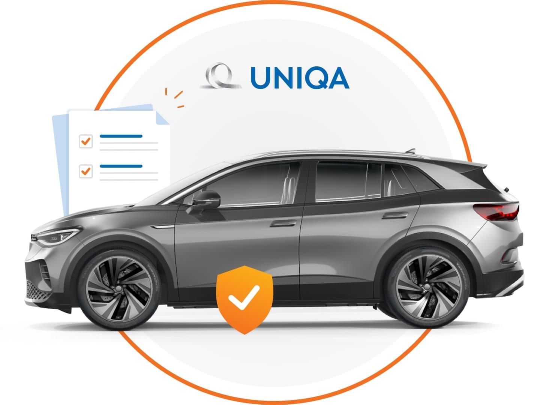 Riešenie poistnej udalosti autoskla - Poisťovňa UNIQA