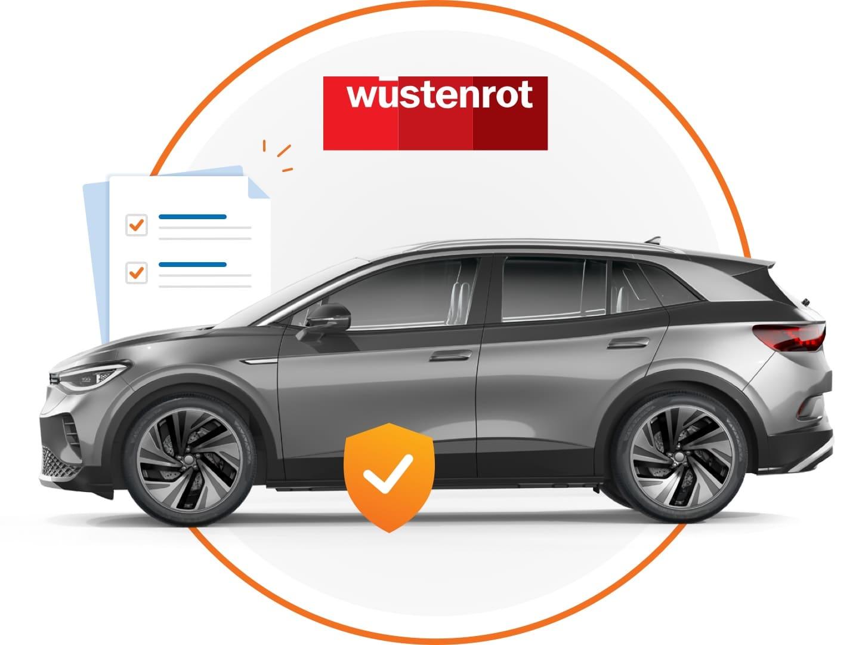 Riešenie poistnej udalosti autoskla - Poisťovňa Wüstenrot