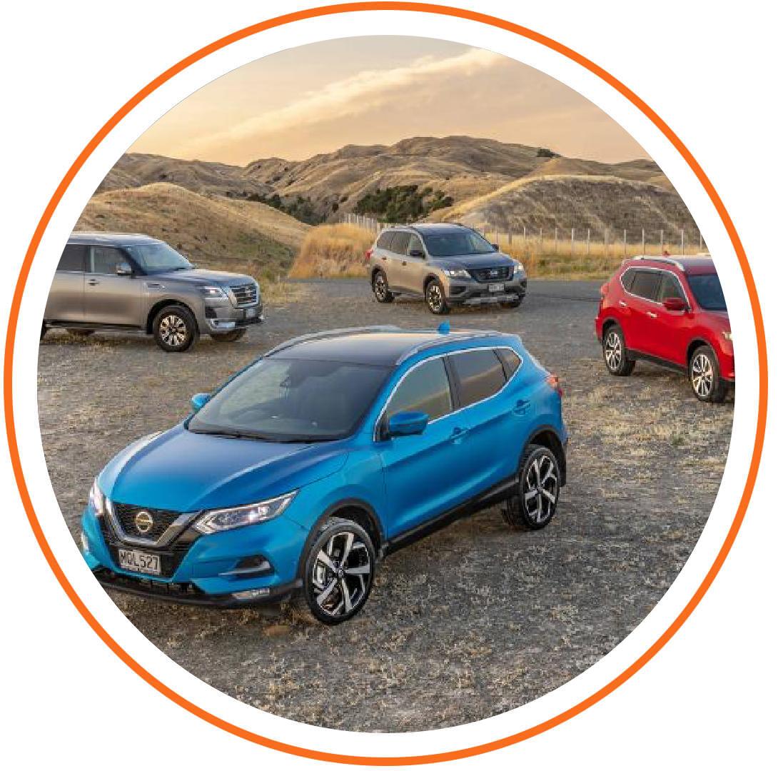 Čelné sklo Nissan - Oprava a výmena autoskla
