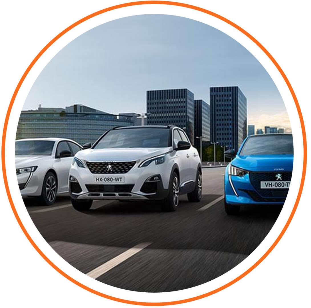 Čelné sklo Peugeot - Oprava a výmena autoskla