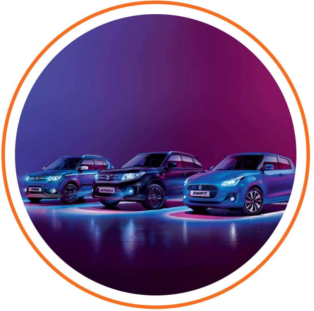 Čelné sklo Suzuki - Oprava a výmena autoskla