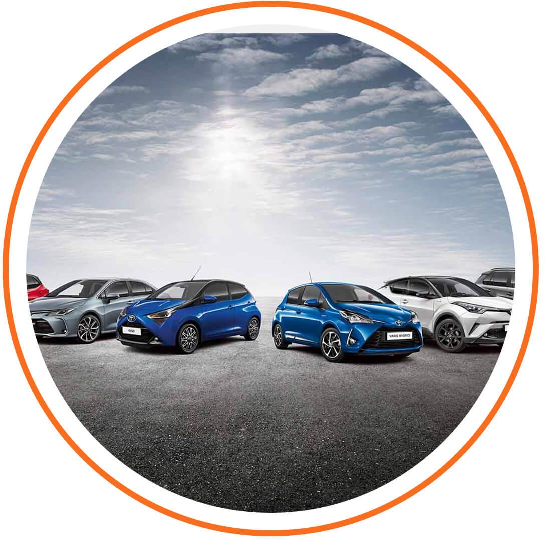 Čelné sklo Toyota - Oprava a výmena autoskla