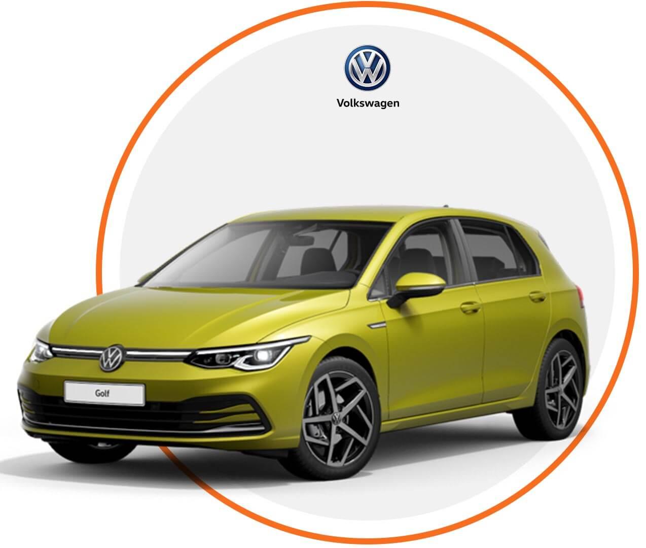 Čelné sklo Volkswagen Golf