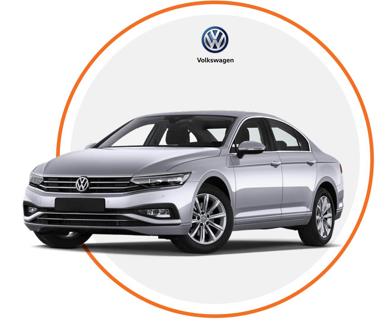 Čelné sklo Volkswagen Passat