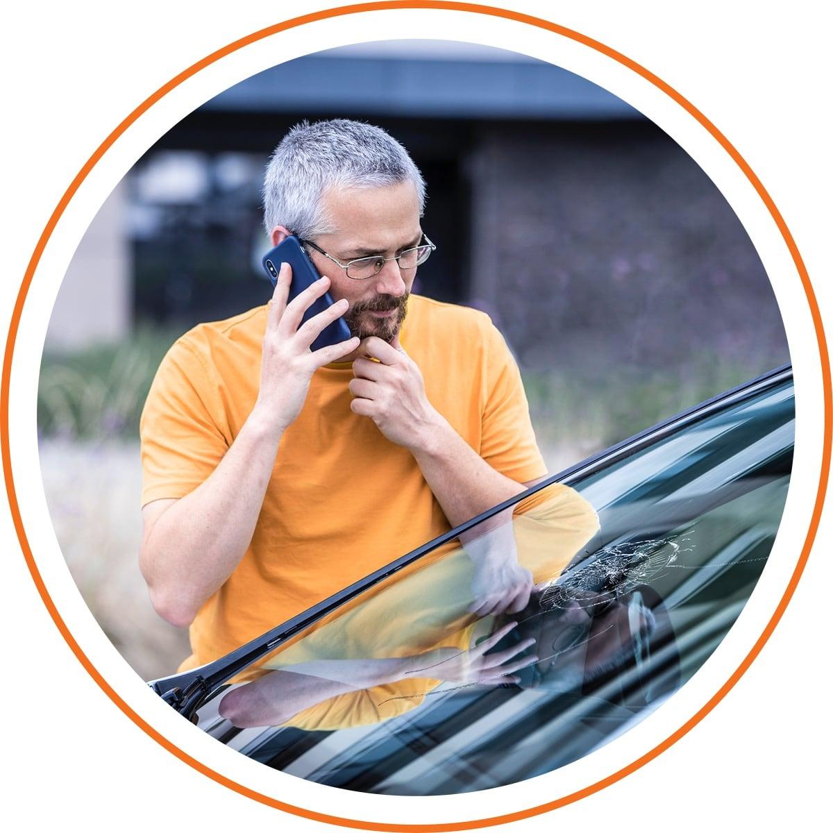 Riešenie poistnej udalosti s autosklom